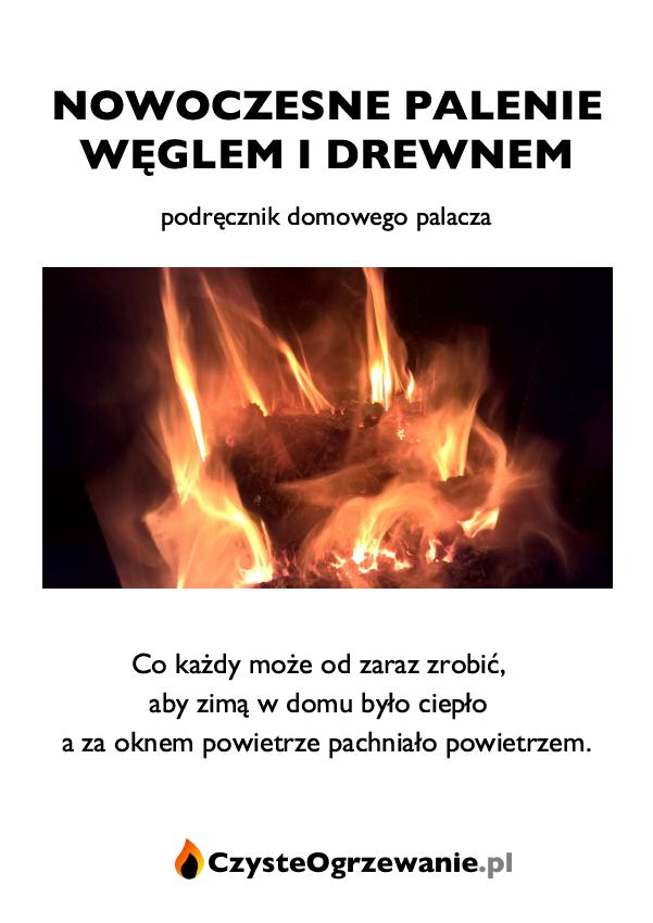 Instrukcja spalania węgla idrewna